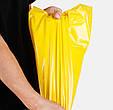 Курьерский пакет жёлтый 165х260 + 40 клапан, фото 4
