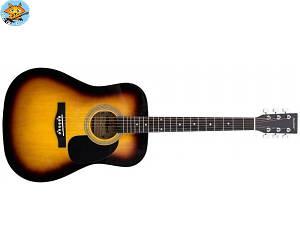 Акустическая гитара Maxtone WGC4010 SB