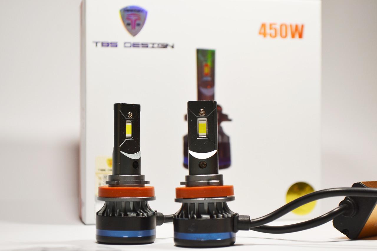 LED лампа Headlight T19 H11 45W 9-32V 6000K