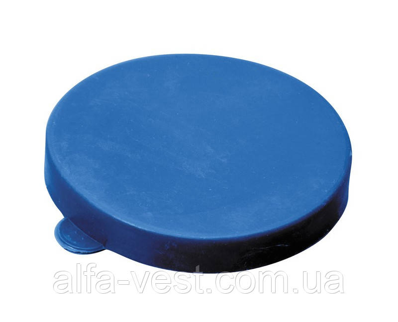 Крышка п/эт для банки цветная ГОСПОДАР 92-0084