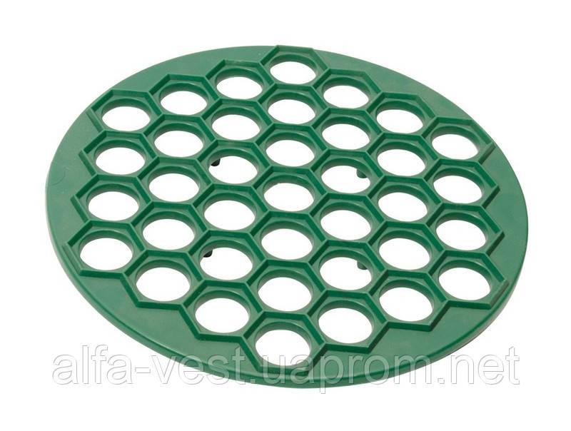 Форма для пельменей пластиковая Ø 255 мм ГОСПОДАР 92-0054