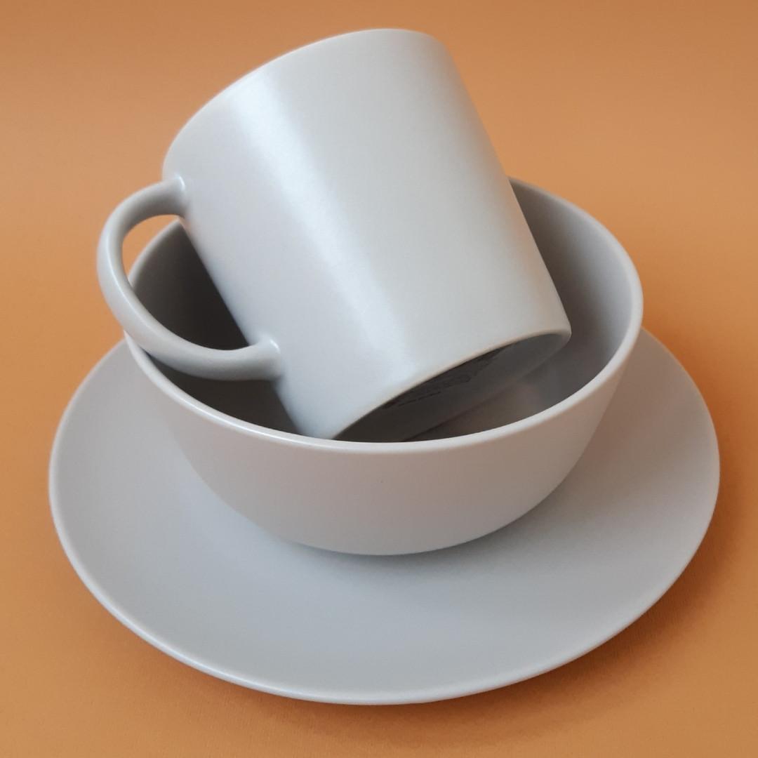 Чашка матовая Крем 380 мл