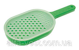 Терка для продуктов пластиковая с ковшом ГОСПОДАР 92-0063