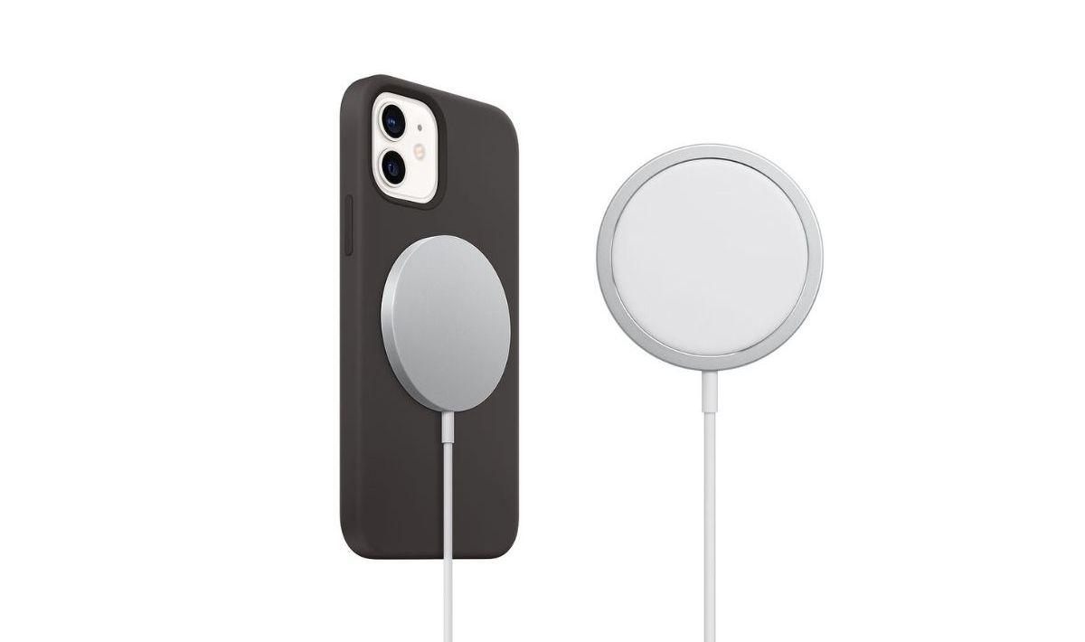 Беспроводное зарядное устройство для Iphone Magsafe