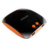 Игровая приставка Титан 4 HDMI 565 игр Черно - Оранжевая, фото 8