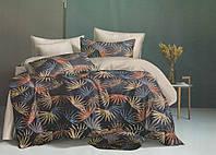 Постельное белье сатин семейное Комфорт Текстиль - Тропикана