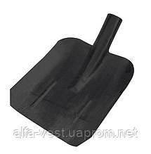 Лопата совковая 270*240 мм черн. мет. 1,5 мм ГОСПОДАР 14-6219