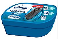Губка для взуття Дивидик Комфорт для гладкої шкіри Безбарвна