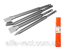 Набор стамесок SDS-PLUS 4 шт 14*250 мм GRANITE 1-40-250