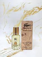 Жіночий масляний міні-парфуми Lacoste Touch of Pink (Лакост Тач оф Пінк) 9 ml (репліка)