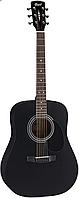 Акустическая гитара CORT AD810 BKS (черная матовая)