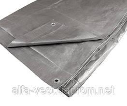 Тент   2 х 3 м, серебро, 110г/м2 ГОСПОДАР 79-7203