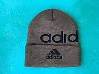 Шапка Adidas/ шапка адидас/ шапка женская/шапка мужская/ хаки