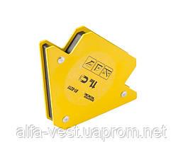 Магнит для сварки 11 кг, 45°/90°/135° MASTERTOOL 81-0211