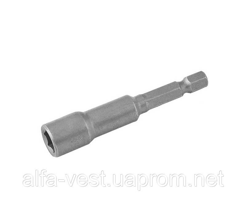 Насадка магнитная Н8*65 мм, S2, 1 шт GRANITE 10-08-650