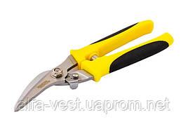 Ножницы по металлу, 200 мм, нерж. MASTERTOOL 01-0400