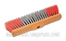 Щетка для пола 320*70*100 мм ПЭ+ПВХ+ПП деревянная без ручки ГОСПОДАР 14-6344