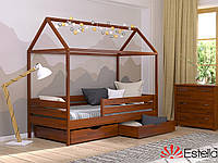 """Детская кровать-домик """" Амми"""" 80*190 см. Эстелла"""