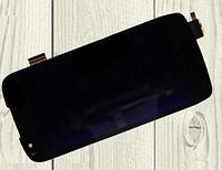 Оригинальный дисплей (модуль) + тачскрин (сенсор) для Fly IQ4405