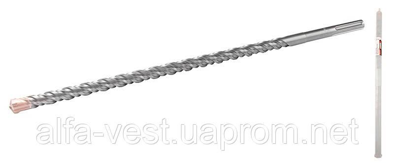 Сверло для бетона SDS-MAX 22* 600 QUADRO S4 GRANITE 4-22-600