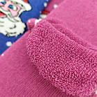 Следы женские новогодние махровые Добра Пара 37-40р дед мороз ассорти 30024759, фото 3
