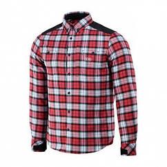 M-Tac рубашка Redneck Cotton Shirt Red M/L