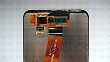 Дисплей с сенсором Samsung A015 Galaxy А01 Black, GH81-18209A, оригинал без рамки!, фото 2
