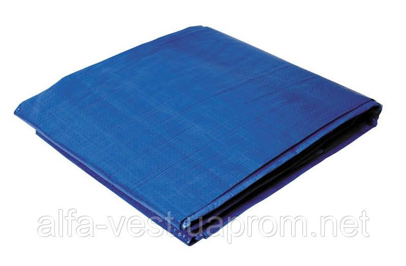 Тент   4 х 5 м, синий, 65г/м2 ГОСПОДАР 79-9405