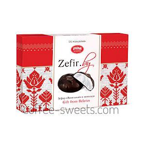Зефир Красный пищевик 250г в шоколаде ванильный, фото 2