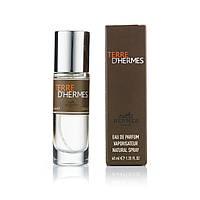40 мл мини парфюм Hermes Terre D`Hermes - М (320)