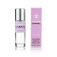 40 мл мини парфюм Chance Eau Tendre -Ж (320)