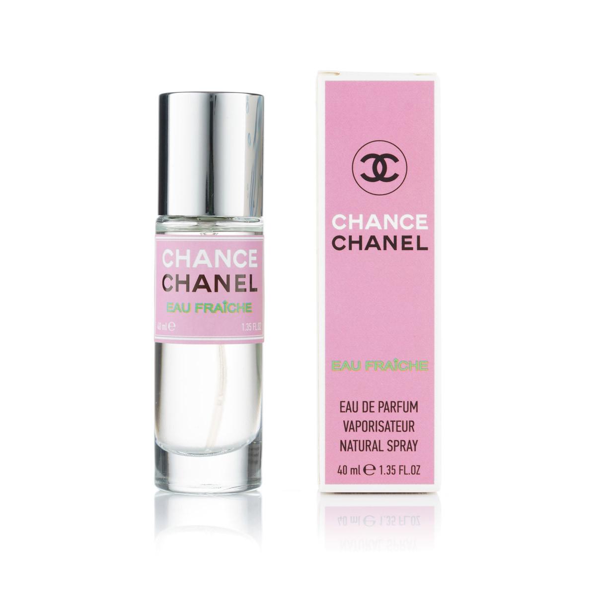 40 мл мини парфюм Chance Eau Fraiche - Ж (320)