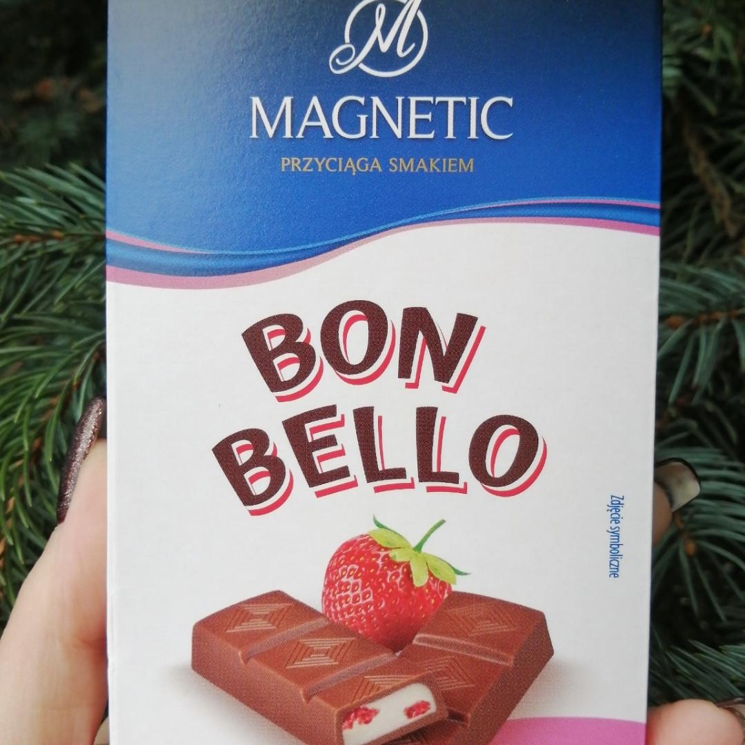 Шоколад молочный Magnetic  8 стиков