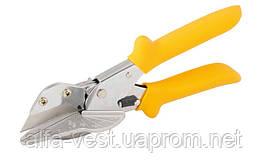Ножницы для резки пластиковых профилей с транспортиром MASTERTOOL 01-0200