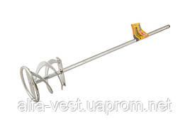 Миксер для красок и смесей ленточный D  80 мм L 400 мм MASTERTOOL 80-0018