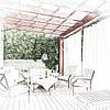 Оформлення текстилем літніх терас, фото 2