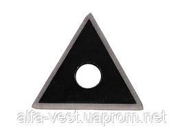 Лезо для циклі 25,6*25,6*2 мм, 3 шт. MASTERTOOL 17-0505