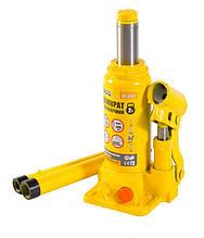 Домкрат гидравлический бутылочный  2 т, 158-308 мм MASTERTOOL 86-0021