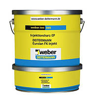 Weber.tec 945 N (Eurolan FK Injekt), 5кг - инъекционная эпоксидная смола