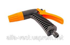 """Пистолет для полива 1/2"""" с регулировкой потока воды MASTERTOOL 92-9301"""