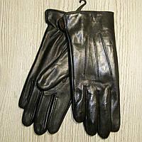 Перчатки мужские кожаные сенсорные (лайка) 10