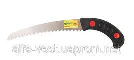 """Ножовка садовая """"Самурай"""" 250 мм, 6TPI, каленый зуб, 3-D заточка MASTERTOOL 14-6013"""