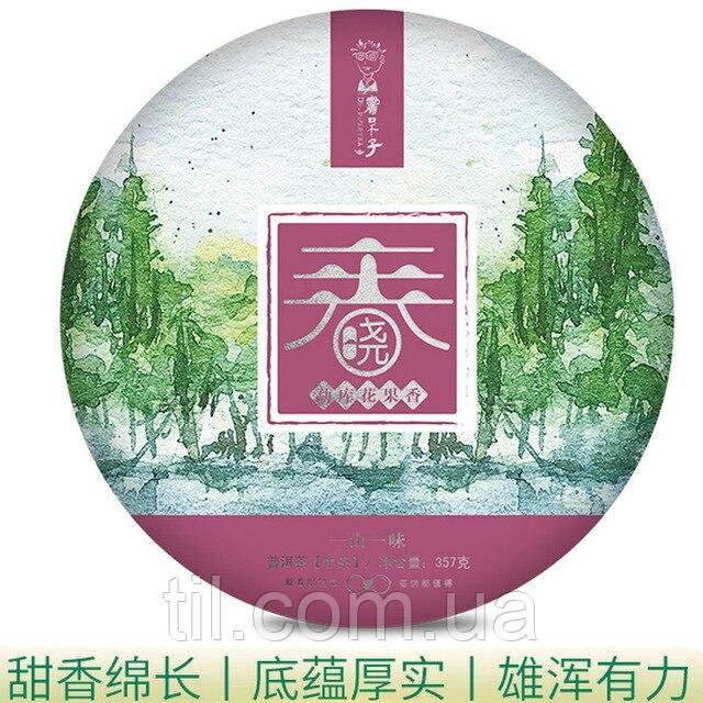 Чай Доктор зеленый Шен Chunxiao Series Meng Ku  2020 357g.Оригинал