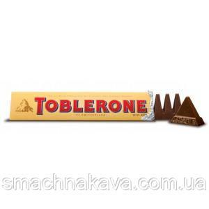 Молочный шоколад Toblerone с медом, миндалем, нугой 360 gr