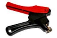 Дырокол 15 мм (Кит.) для шланга ЛФТ (ЛэйФлэт)