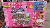 Домик для куклы 29 см DOLL HOUSE