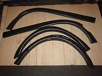 Накладки на арки колесные, расширители арок Vito 638 Mercedes мерседес вито