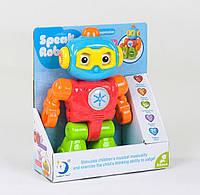 Робот 2209-14 свет, звук. записывает голоса
