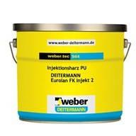 Weber.tec 944 N (Eurolan FK Injekt 2), 1 кг - полиуретановая инъекционная смола