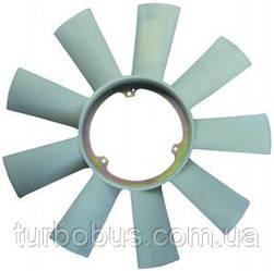 Крыльчатка вентилятора MB Sprinter 2.9TDI (9 лопастей/ 3 крепления) 0032051306 ROTWEISS bm